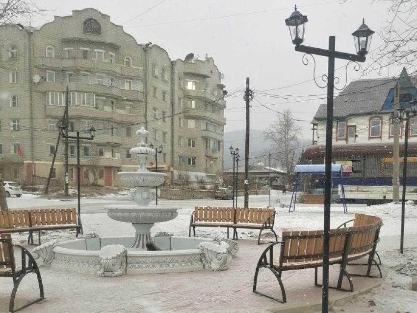 Забайкальский край: Общественные территории региона становятся комфортными и красивыми